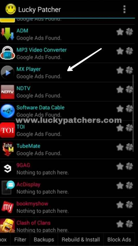 lucky patcher app  on play store