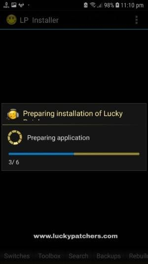 Lucky Patcher Installation Preparation